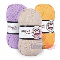 Пряжа Madame Tricote Paris Madame Cotton