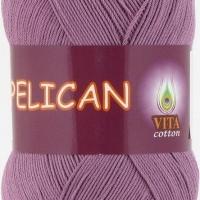 Пряжа Vitа cotton Pelican (Пряжа Vitа cotton Pelican, цвет 4001)