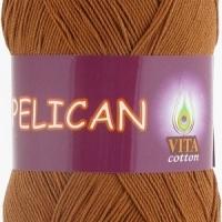 Пряжа Vitа cotton Pelican (Пряжа Vitа cotton Pelican, цвет 4004)