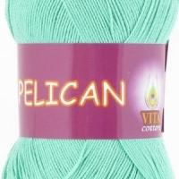 Пряжа Vitа cotton Pelican (Пряжа Vitа cotton Pelican, цвет 3970)