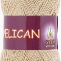Пряжа Vitа cotton Pelican (Пряжа Vitа cotton Pelican, цвет 3976)