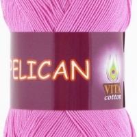 Пряжа Vitа cotton Pelican (Пряжа Vitа cotton Pelican, цвет 3977)