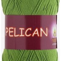 Пряжа Vitа cotton Pelican (Пряжа Vitа cotton Pelican, цвет 3995)