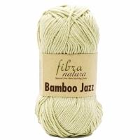 Пряжа Bamboo Jazz Fibranatura (223 сухая трава)
