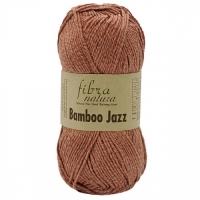 Пряжа Bamboo Jazz Fibranatura (234 кирпичный)