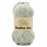 Пряжа Bamboo Jazz Fibranatura (217 светло-серый)
