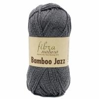 Пряжа Bamboo Jazz Fibranatura (221 мокрый асфальт)