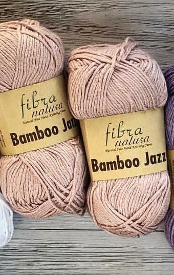 Пряжа Bamboo Jazz Fibranatura