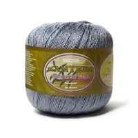 Пряжа Камтекс Вискозный шелк блестящий (169 серый)