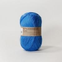 Пряжа Пехорка Крапивная (15 т.голубой)