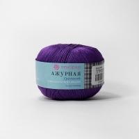 Пряжа Пехорка Ажурная (78 фиолетовый)