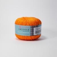 Пряжа Пехорка Ажурная (189 яр.оранжевый)