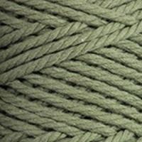 Пряжа YarnArt Macrame Rope 3mm (787 зеленый)