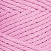 Пряжа YarnArt Macrame Rope 3mm (762 розовый)