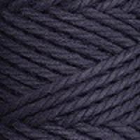 Пряжа YarnArt Macrame Rope 5mm (750 черный)