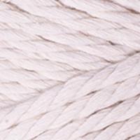 Пряжа YarnArt Macrame Rope 5mm (752 молочный)