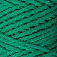 Пряжа YarnArt Macrame Rope 5mm (759 изумруд)