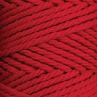 Пряжа YarnArt Macrame Rope 5mm (773 красный)