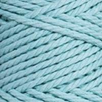 Пряжа YarnArt Macrame Rope 5mm (775 мята)