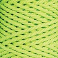 Пряжа YarnArt Macrame Rope 5mm (801 ярко-салатовый)