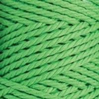 Пряжа YarnArt Macrame Rope 5mm (802 ярко-зеленый)