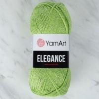 Пряжа YarnArt Elegance (114 салатовый)