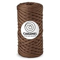Шнур полиэфирный Caramel (Шоколадный мусс)