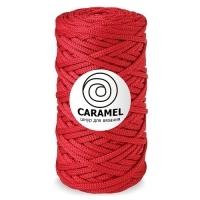 Шнур полиэфирный Caramel (Красный)