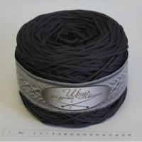 Шнур полиэфирный с сердечником 5 мм для рукоделия Книткорд (2008 темно-серый)