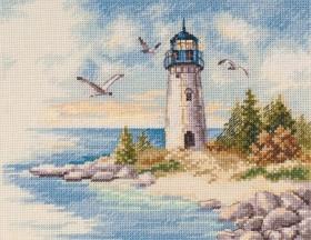 Набор для вышивания крестом 3-26 Маяк Алиса