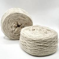 Пряжа Таблетка Овечья шерсть (белый)