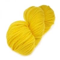 Пряжа Троицкая Непоседа (0123 холодный желтый)
