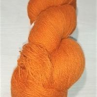 Пряжа Кауни Solid однотонная 8/2 (Orange (Оранжевый) 8/2)
