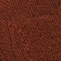 Пряжа Троицкая Шелковый блеск (Пряжа Троицкая Шелковый блеск, цвет 0086 терракот)