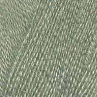 Пряжа Троицкая Шелковый блеск (Пряжа Троицкая Шелковый блеск, цвет 1730 лед)