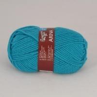 Пряжа Семеновская Арина (290 бирюзово-голубой)