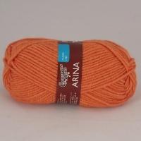 Пряжа Семеновская Арина (670 морковный)