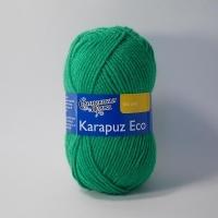 Пряжа Семеновская Карапуз Эко (47 ярко-зеленый)
