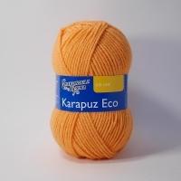Пряжа Семеновская Карапуз Эко (655 ярко-оранжевый)