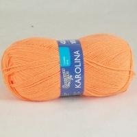 Пряжа Семеновская Каролина (0142 апельсин)