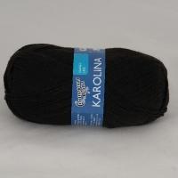 Пряжа Семеновская Каролина (58 т коричневый)