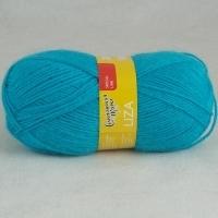Пряжа Семеновская Лиза (290 бирюзово-голубой)