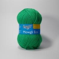 Пряжа Семеновская Маугли Эко (47 ярко-зеленый)