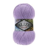 Пряжа Ализе Буркум (247 лиловый)