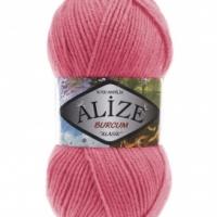 Пряжа Ализе Буркум (170 розовый леденец)