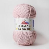Пряжа Himalaya Dolphin Baby (80349 пудра)