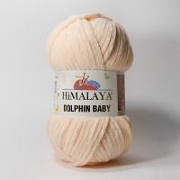 Пряжа Himalaya Dolphin Baby (80333 св.персиковый)
