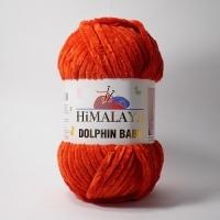 Пряжа Himalaya Dolphin Baby (80318 красный)