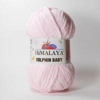 Пряжа Himalaya Dolphin Baby (80303 св.розовый)