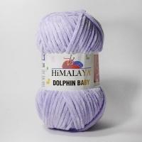 Пряжа Himalaya Dolphin Baby (80305 сиреневый)